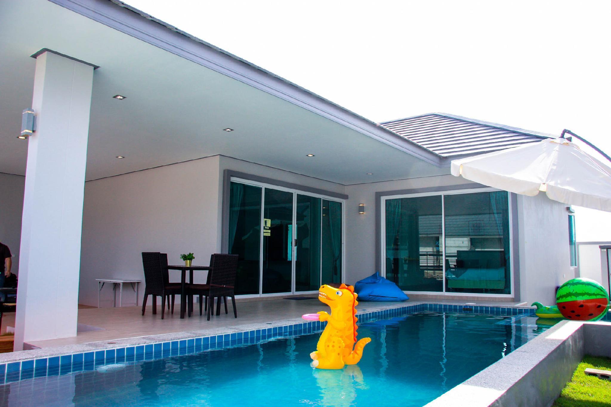 Serene Nara Pool Villa Type S Reviews