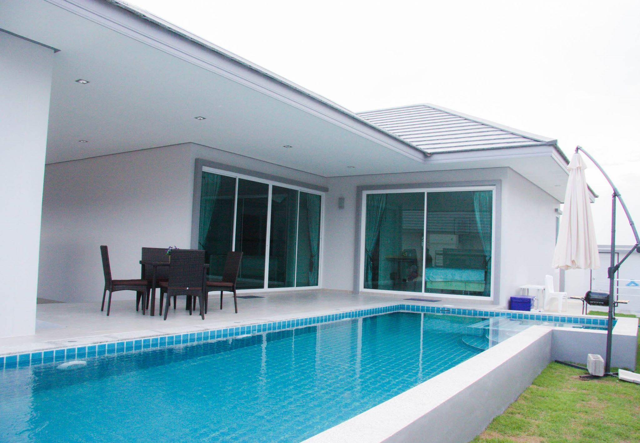 Review Serene Nara Pool Villa Type S