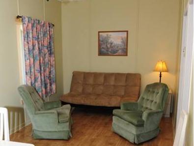 Motel Au Fleuve D'Argent