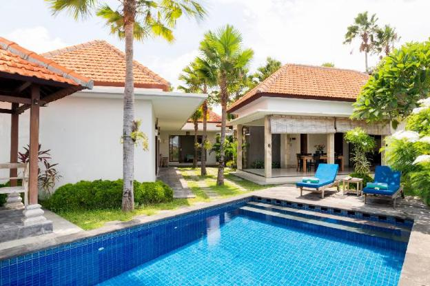 Green Villa - BIG LUXURY Villa Canggu-Rice Fields