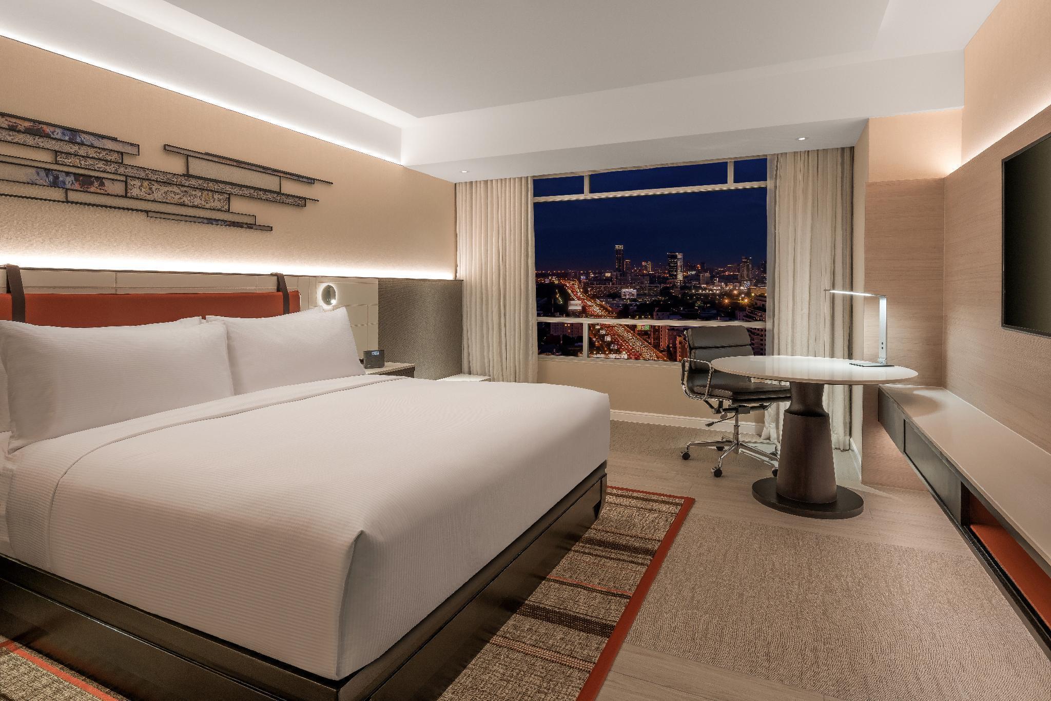 DoubleTree by Hilton Bangkok Ploenchit ดับเบิลทรี บาย ฮิลตัน แบงค็อก เพลินจิต
