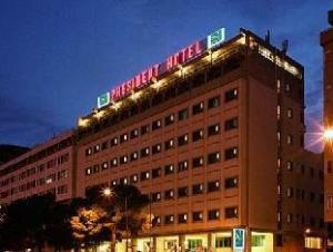 Quality Hotel President Palermo Sicily