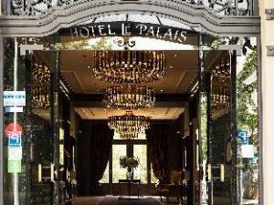 布拉格帕拉斯艺术酒店 (Le Palais Art Hotel Prague)