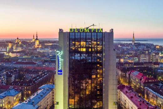 Radisson Blu Hotel Olumpia Tallinn