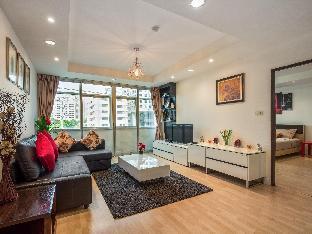 [サトーン]アパートメント(140m2)| 2ベッドルーム/2バスルーム Spacious two-bedroom apartment with full amenities