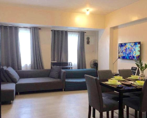 Amaia Steps Bicutan Cozy Apartment Manila