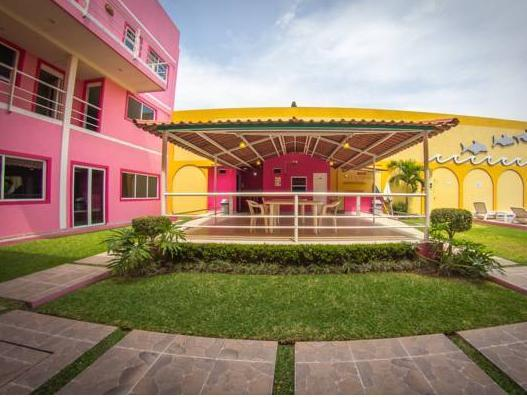 Hotel Los Sauces Oaxtepec