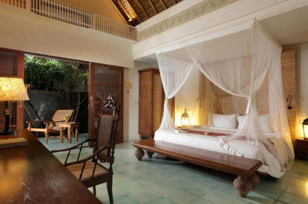 Romantic Villa with Garden View @Ubud
