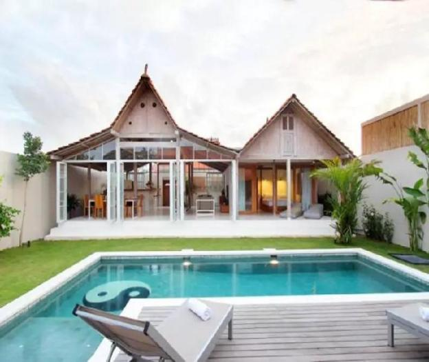 Zen Villa Have All Modern Conform Umalas