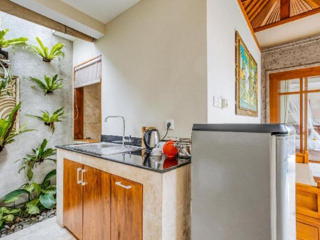 1 Bedroom Private Pool Villa Rice Field of Ubud