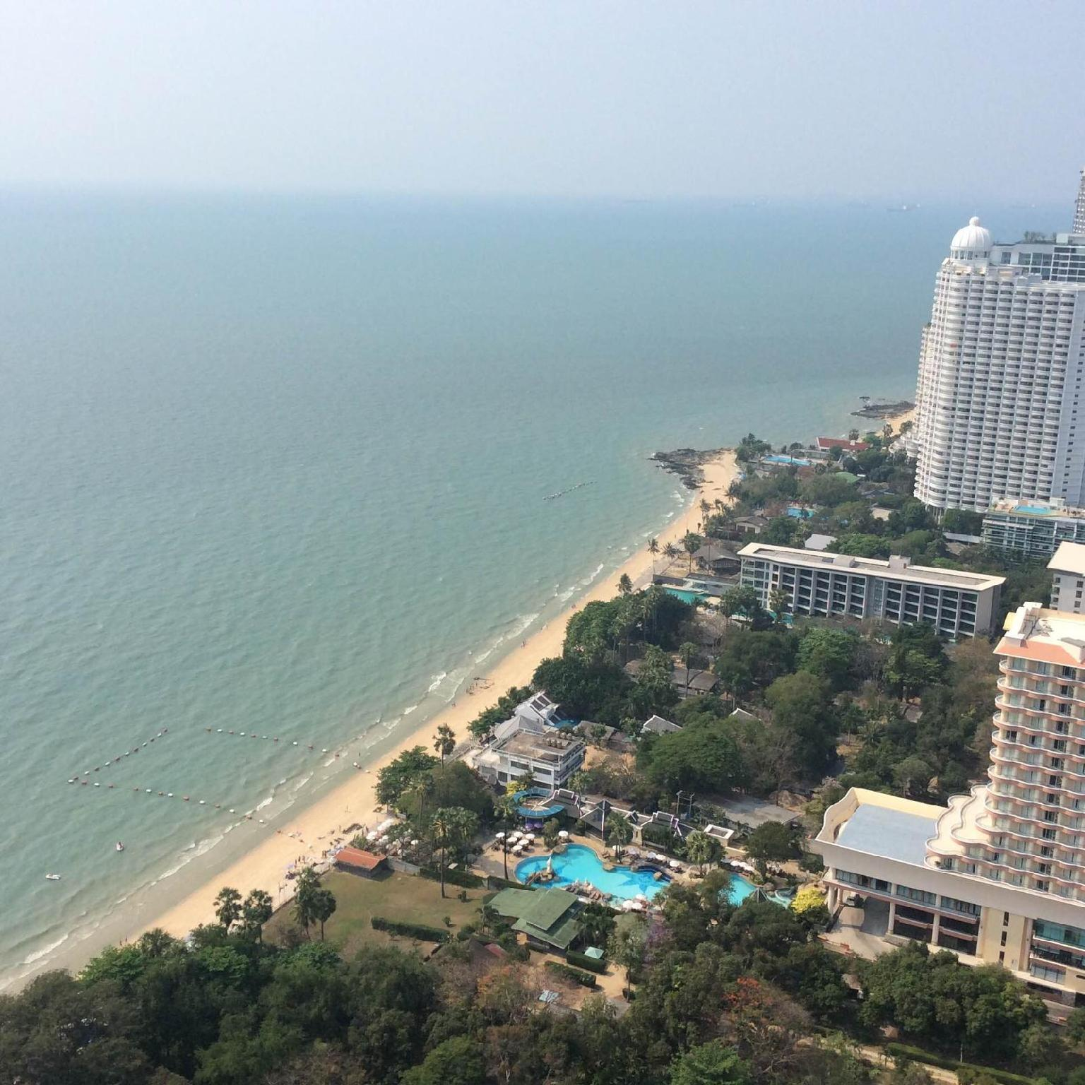 Pattaya Northpoint  Floor 28 Room With Sea View Discount