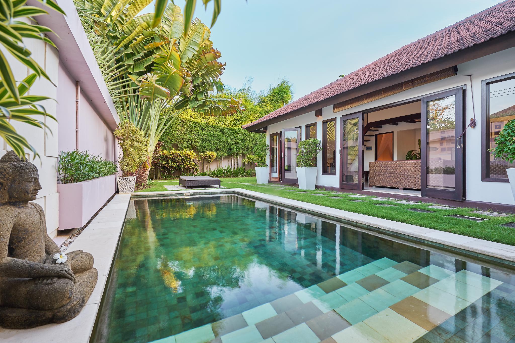 Villa Damai  2   Tranquil Hideaway