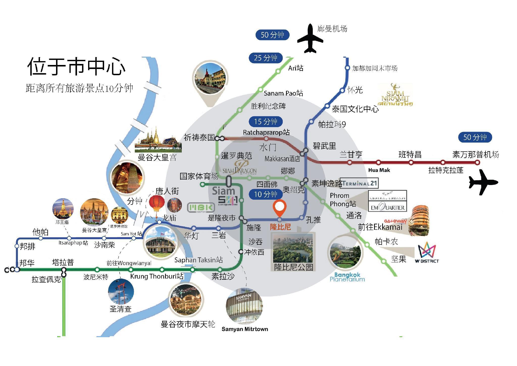 BKK Forest- 2 baths for 6 people near metro+TOUR BKK Forest- 2 baths for 6 people near metro+TOUR