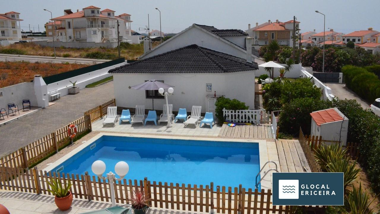 Beach House T6 With Swimming Pool   Ericeira