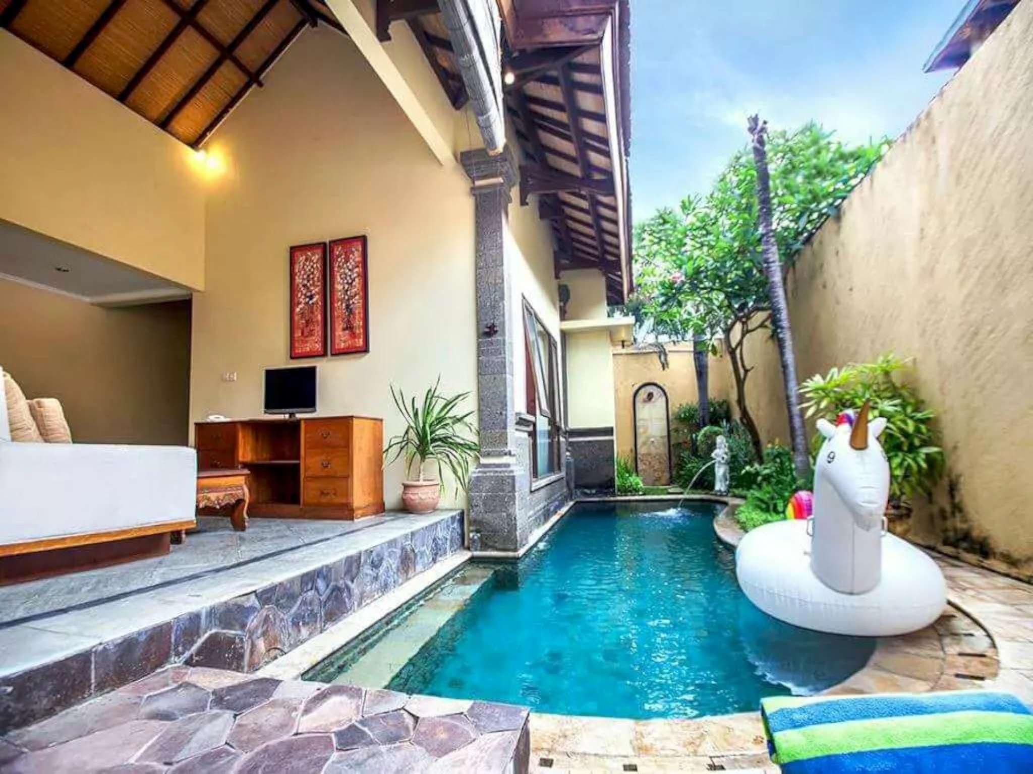 Clasic 1 Bed Room Private Pool Villa In Seminyak