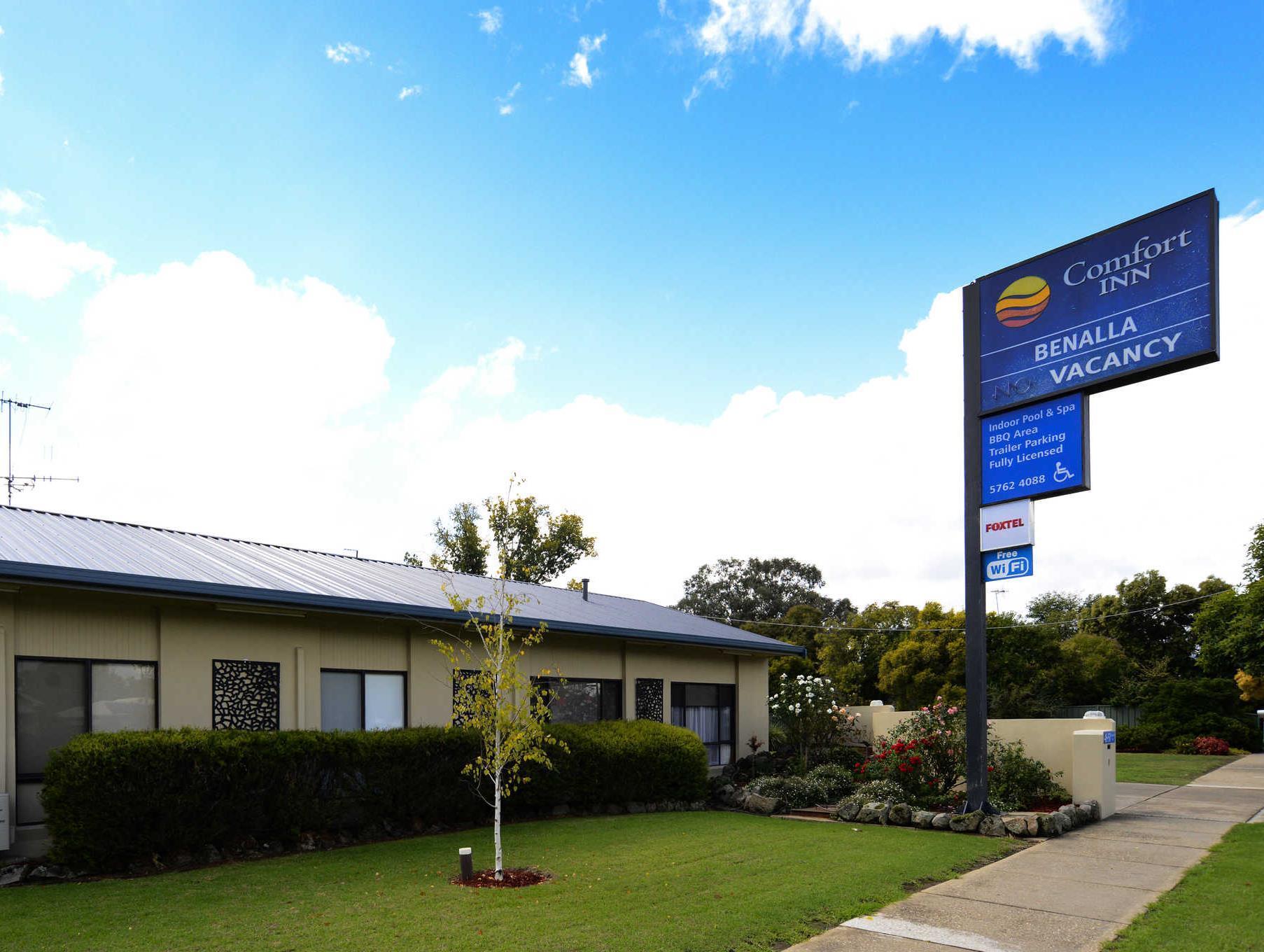 Discount Comfort Inn Benalla