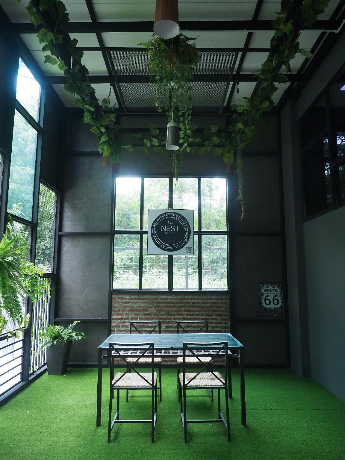 Review The Nest Hotel