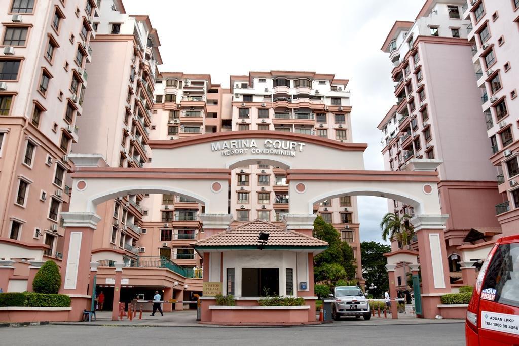 80's Marina Court Resort Kota Kinabalu  Seaview 7