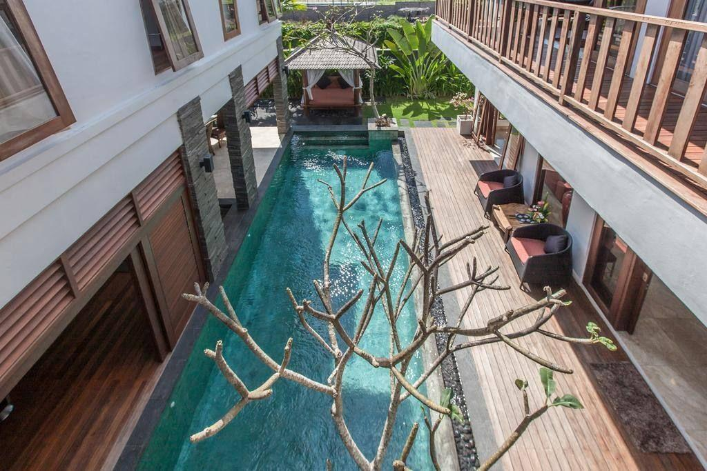 3 BDR Villa Club 9 Residence Canggu
