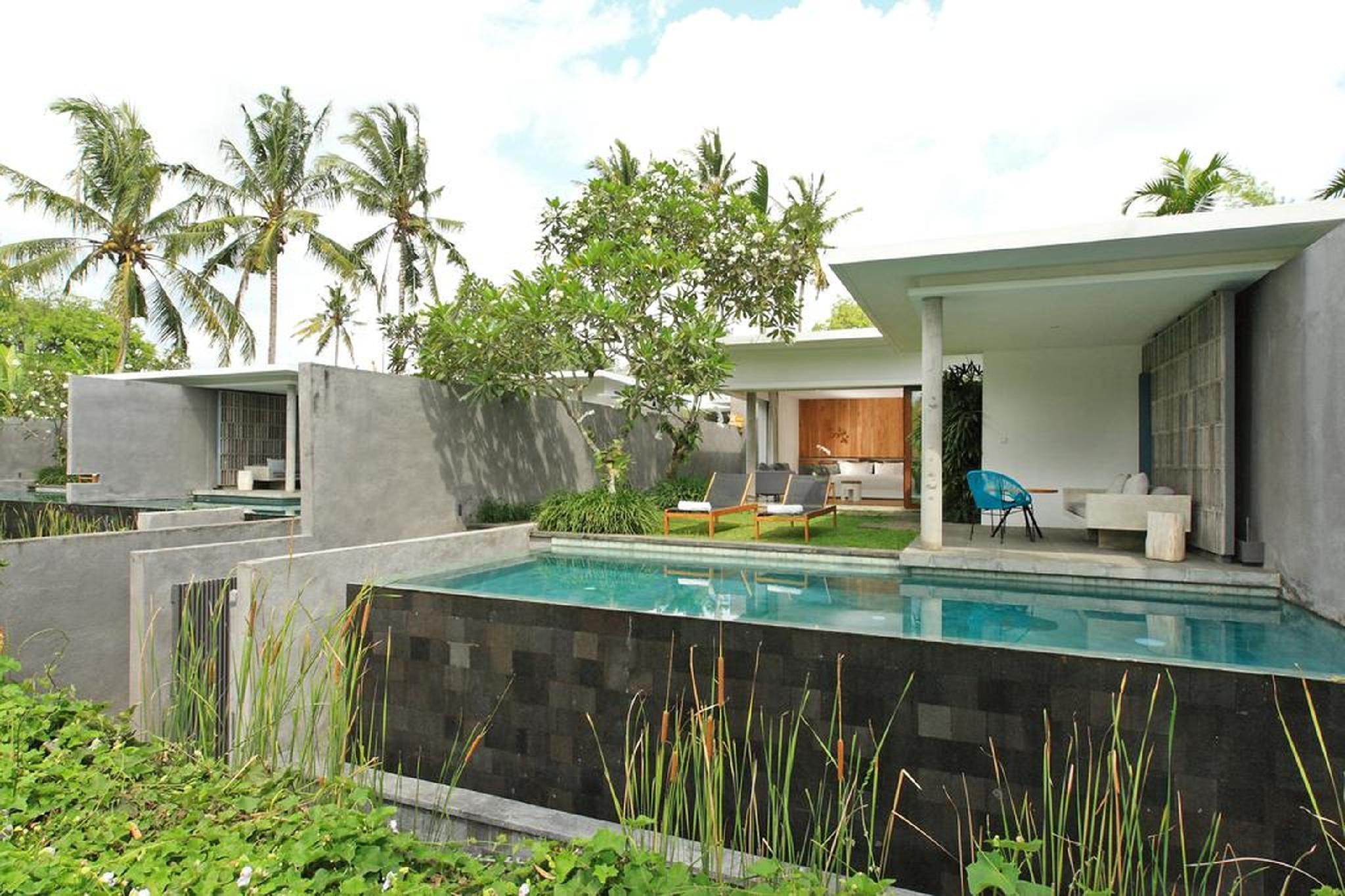 3 BDR Tropical Villa Ubud