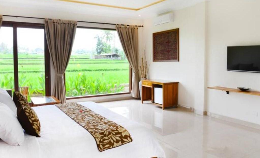 4BDR Ricefield Private Pool Villa Ubud