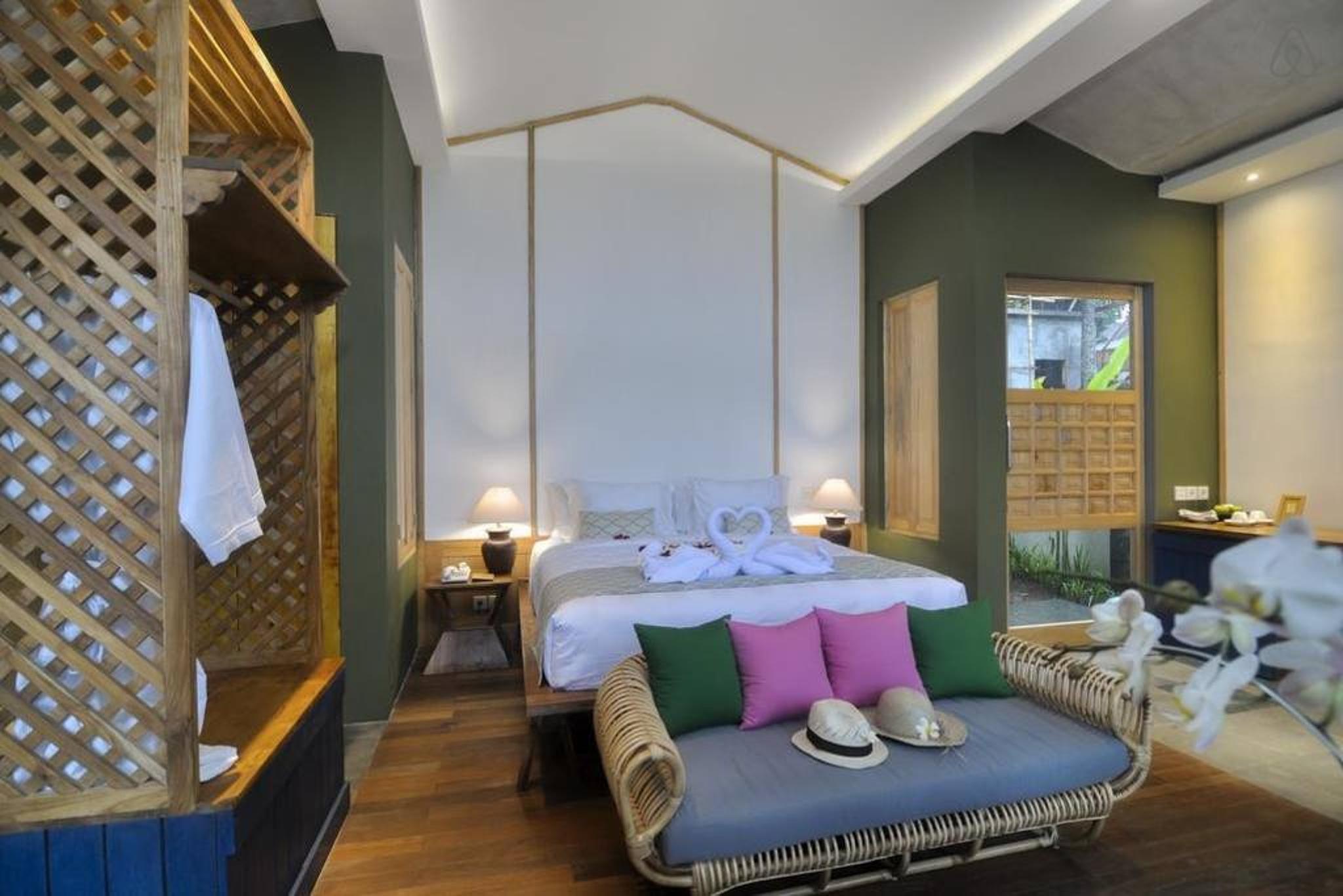 1 BDR Terrace suite Villas at Ubud Reviews