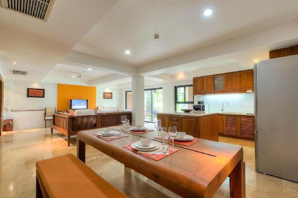 Spacious 2 BDR Near Beach @ The Sand Naiharn Phuket