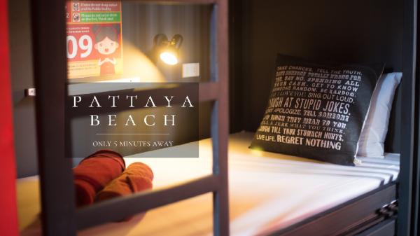 SleepCafe  Hostel Pattaya