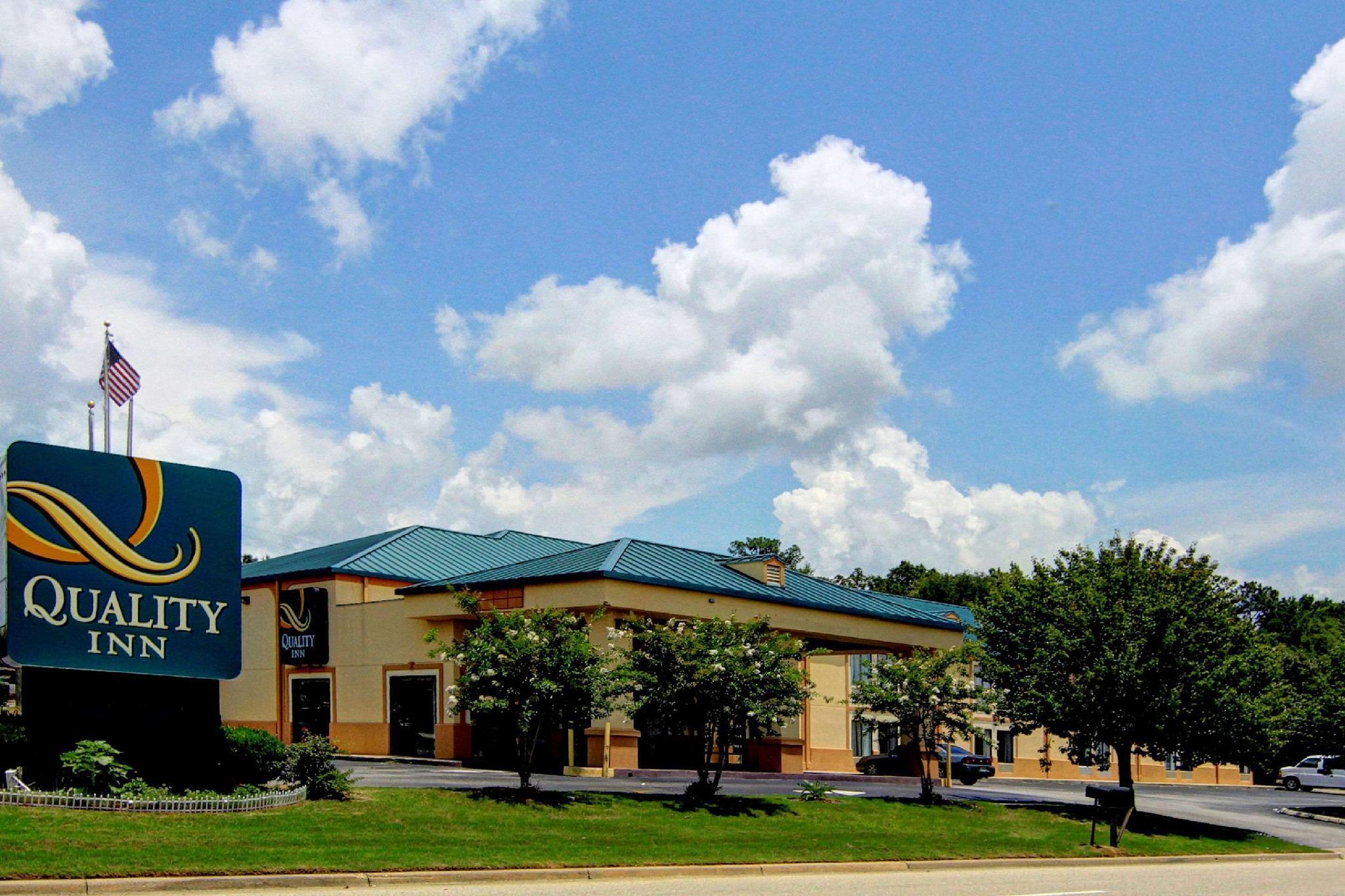 Quality Inn Auburn Campus Area I 85