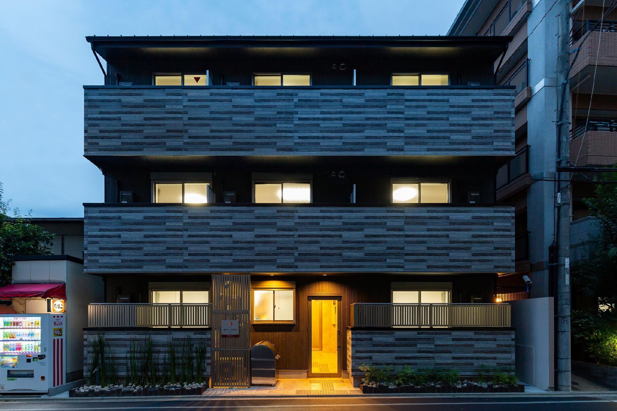OYO 44341 Japaning Hotel Kitanohakubaicho