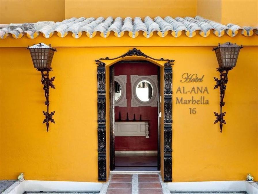 Family Hotel Al  Ana Marbella