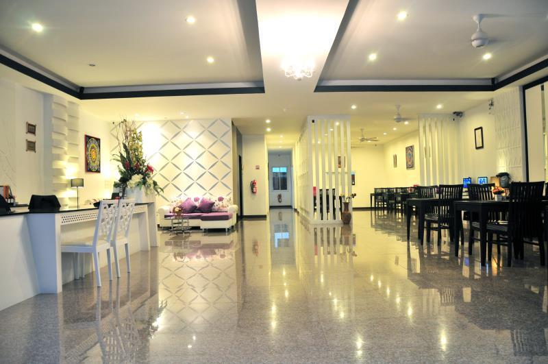 The Cocoon Patong Hotel โรงแรมเดอะ โคคูน ป่าตอง