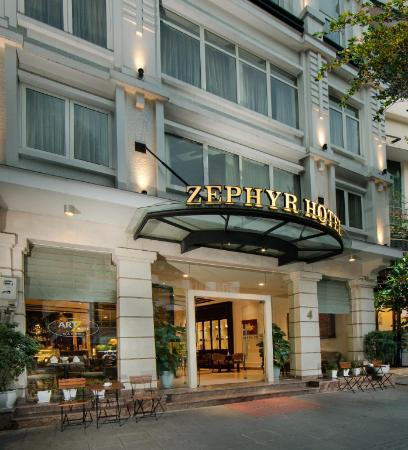 Zephyr Suites Boutique Hotel Hanoi