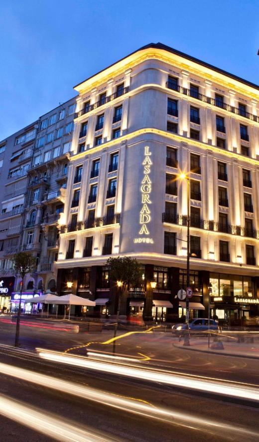 Lasagrada Hotel
