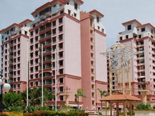 Marina Condominium Holiday Homestay Kota Kinabalu