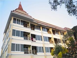 チヴァプリ レジデンス バンセーン Chivapuri Residence Bangsaen