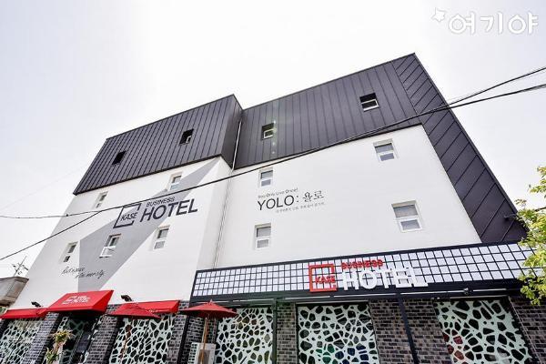 Kase Hotel Yeongju-si