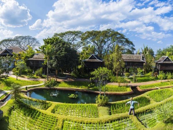 Marndadee Heritage River Village Chiang Mai