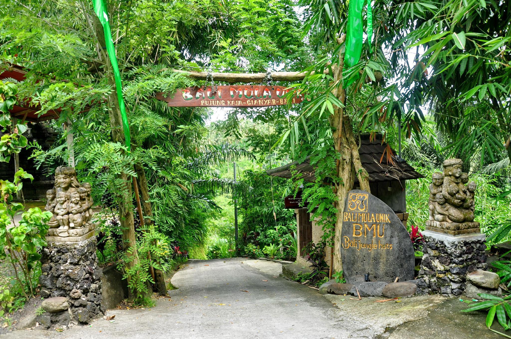 Review Bali Jungle Huts