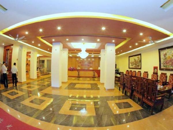 Lao Cai Galaxy Hotel Lao Cai City