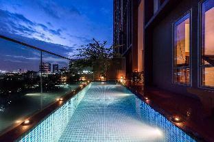 %name 2BR Luxury Duplex Pool inside Close to center กรุงเทพ