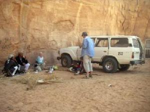 阿塔耶克哈马德沙漠营地 (Desert Camp - Atayek Hamad)