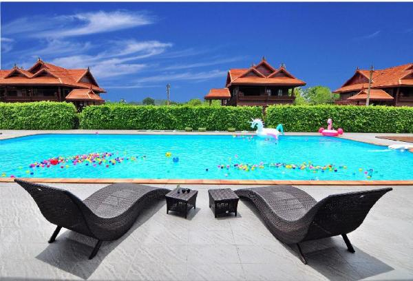 Villa 3br 8pax 15mn. to Clear water beach  Pattaya