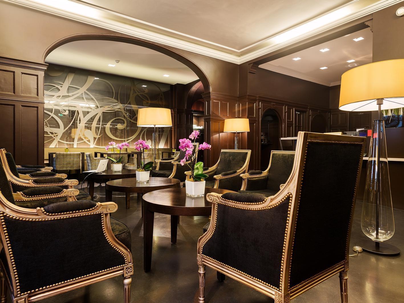 Chambellan Morgane Hotel