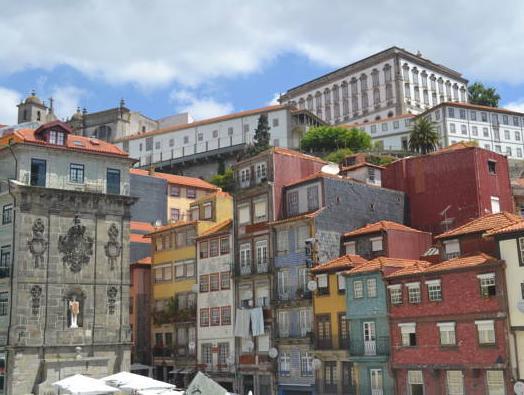 Porto By The River 1