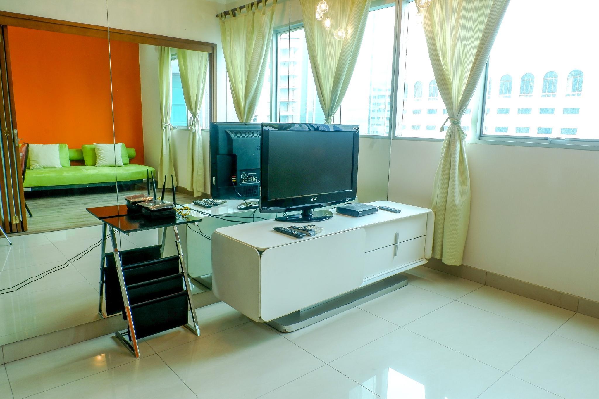 Review 1BR Apt @ Sahid Sudirman Residence By Travelio