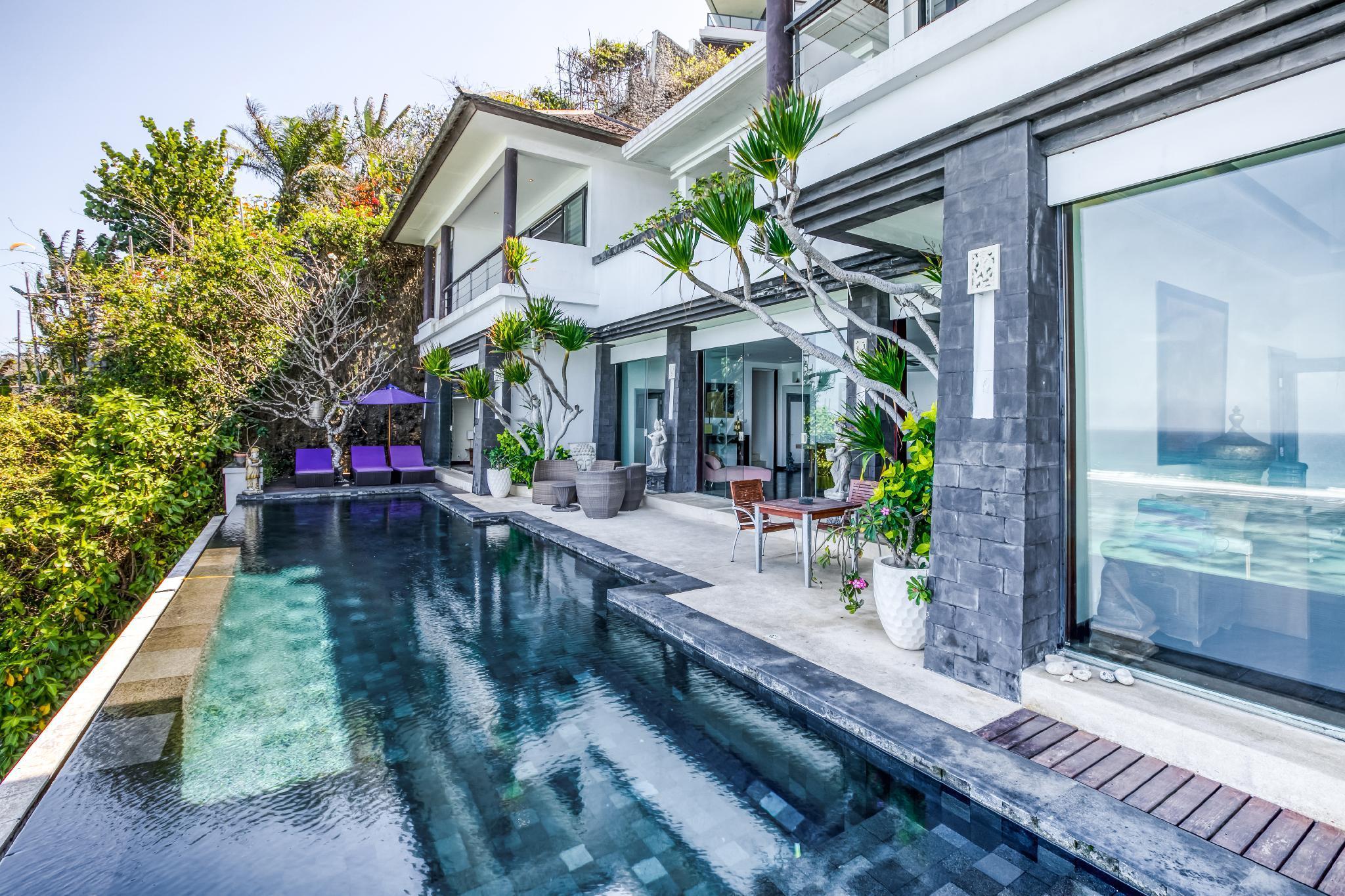 Luxury Clifftop Ocean View Villa  3 By Bukit Vista