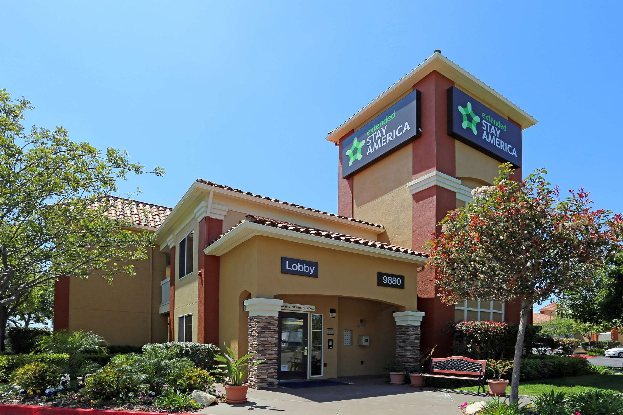 Extended Stay America - San Diego - Sorrento Mesa