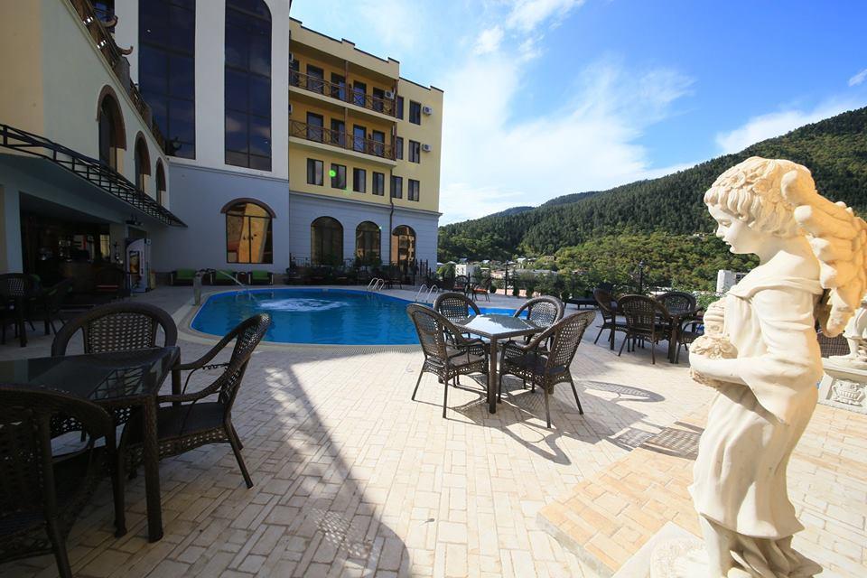 Borjomi Palace Spa Hotel And Resort