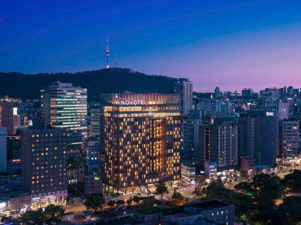 Novotel Ambassador Seoul Dongdaemun Hotels & Residences Seoul